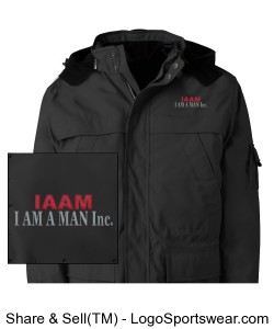 Weatherproof Mens 3-in-1 Systems Jacket Design Zoom